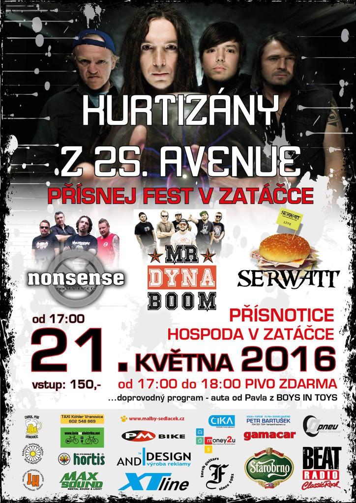 plakát koncert 2016-05-21
