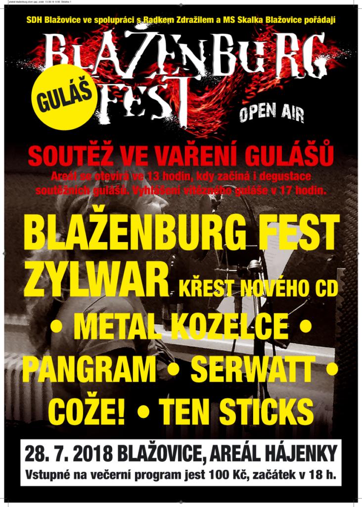 plakát koncert 2018